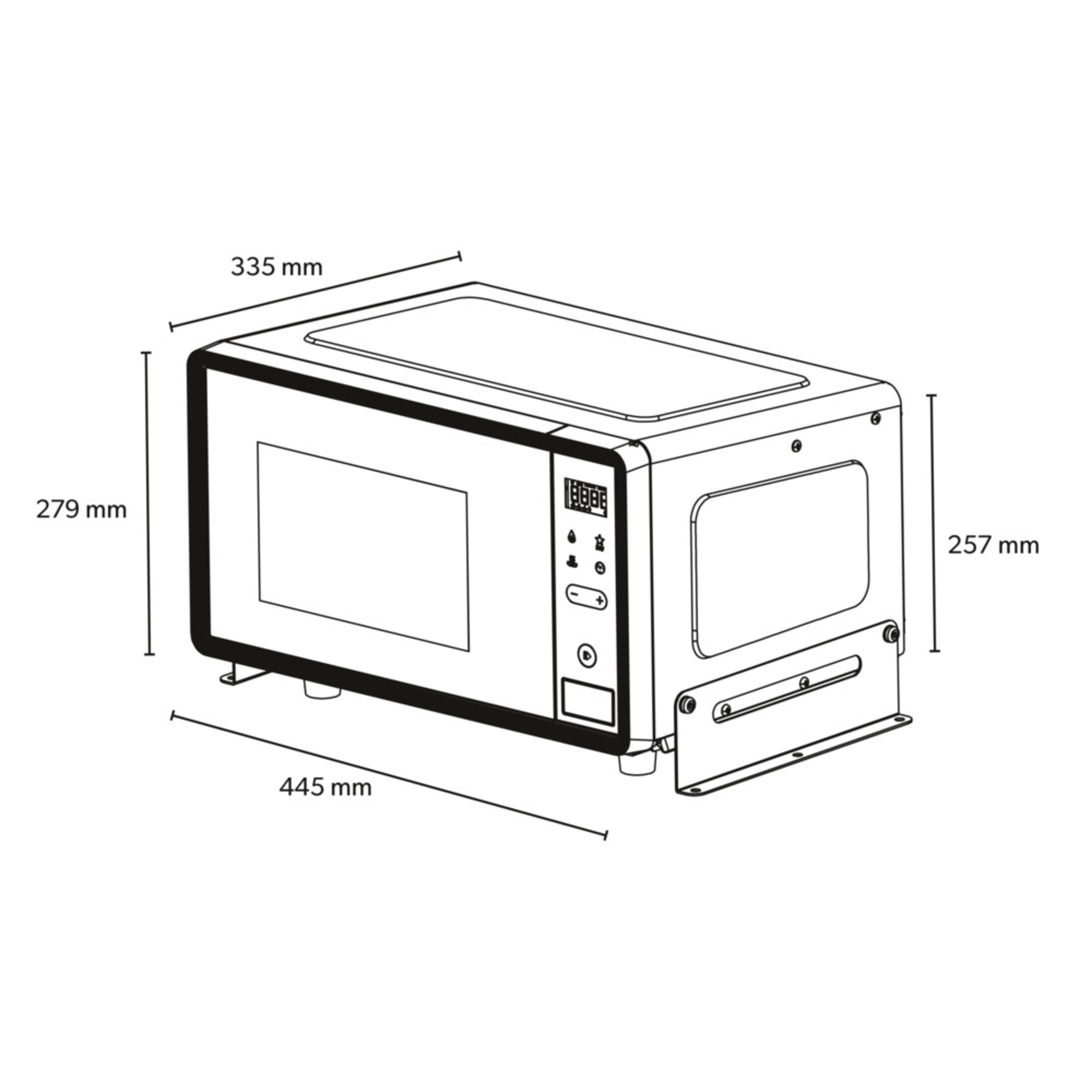 dometic mwo 24 microwave oven
