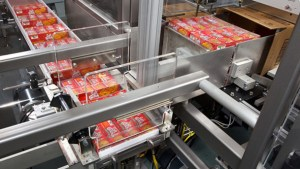 food packaging cluster