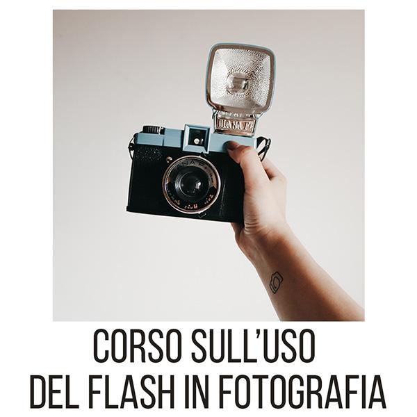corso di fotografia sul flash