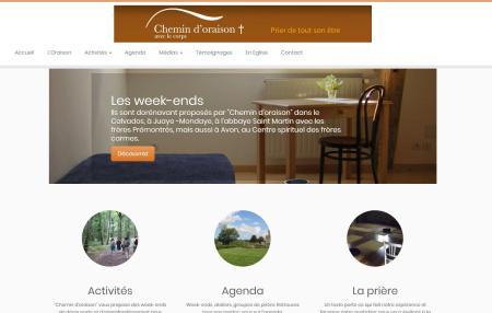 www.chemin-oraison-corps.fr