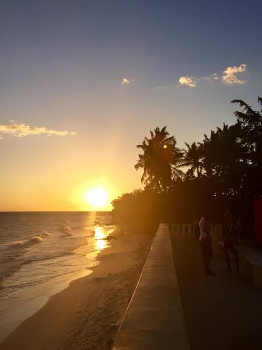 El Malecon de Pedernales Republica Dominicana Dominican Republic Road trip