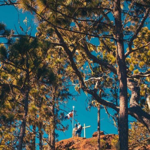 Pico duarte hiking tour