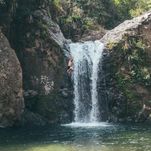 salto secreto