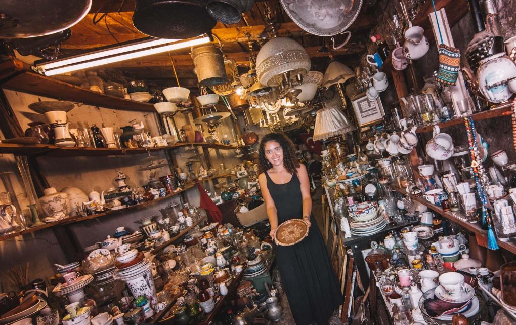 antique shops in kadikoy