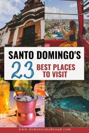 santo domingo's best places to visit