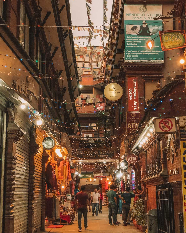 kathmandu travel