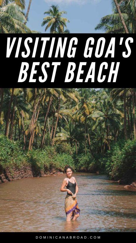 south goa beaches tour
