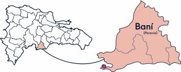 BANI MAP DOMINICAN