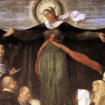 Our Lady of Mt. Carmel's Fire from Heaven