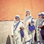 """For the Missionaries of Charity"""
