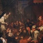 The Patron Saint of Papal Politics