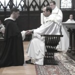 The Profession of Brother Thomas Aquinas