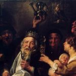 Jacob Jordaens, The Bean King (The King Drinks)