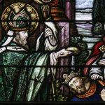 Fr. Lawrence Lew, O.P., Saint Patrick Baptising.