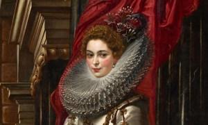 Peter Paul Rubens, Marchesa Brigida Spinola Doria