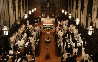 Renewal of Baptismal Promises, by Fr. Lawrence Lew, O.P.