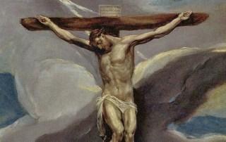 El Greco, Christ on the Cross