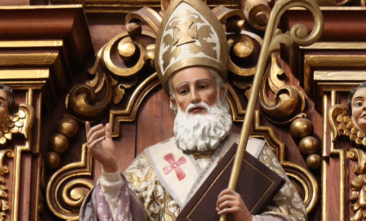 Fr. Lawrence Lew, O.P., St Nicholas