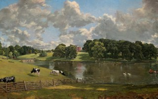 John Constable, Wivenhoe Park, Essex