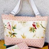 Sewing a Travel Handbags and Wallet
