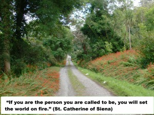 If you are the person