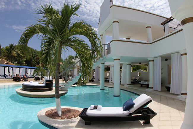 VIP Pool - Dominican Republic Luxury Vacations