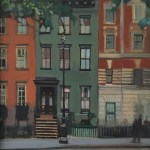 GreyGreen house in Greenwich Village