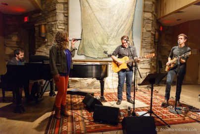 Music event photography - Dominic Eidson, Austin
