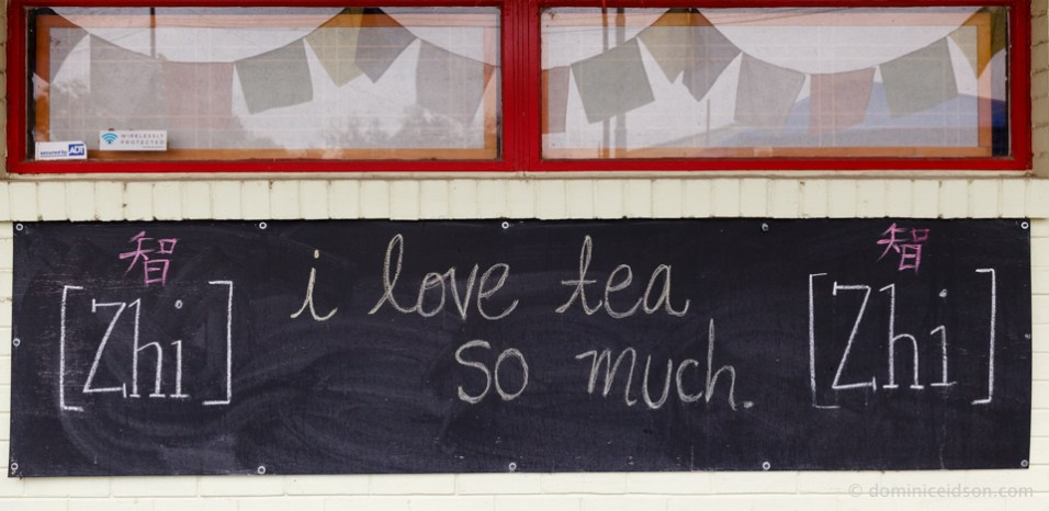 i love tea so much
