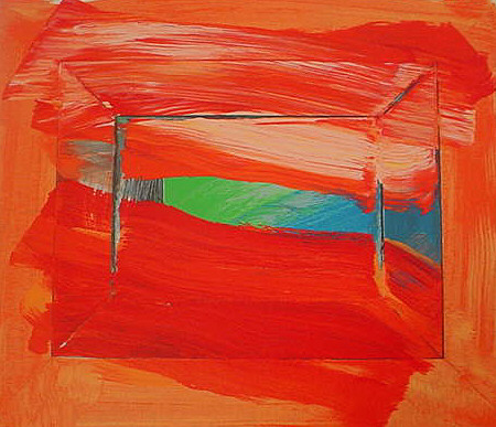 Skys the Limit Signed  by Howard Hodgkin