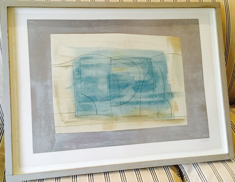 Still Life Signed  by Ben Nicholson