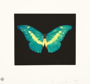 To Belie Signed  by Damien Hirst