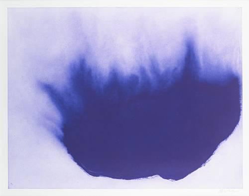 12 Etchings - Untitled 03 Signed  by Anish Kapoor