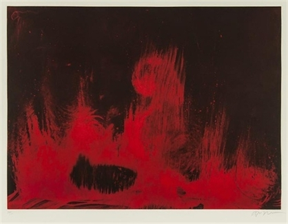 Untitled 2002 Signed  by Anish Kapoor