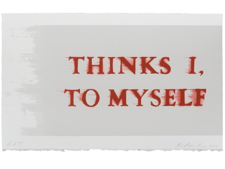 Ruscha_Thinks-I-To-Myself212