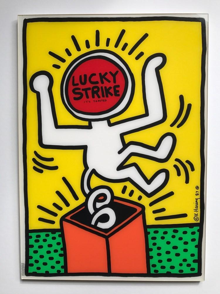 harring lucky strike 2