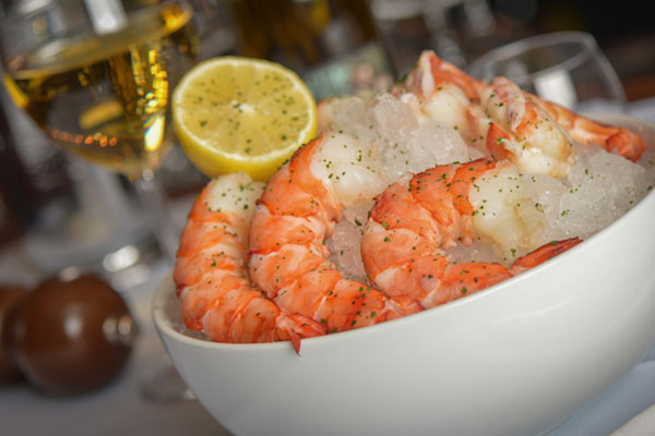 Super Colossal Shrimp Cocktail