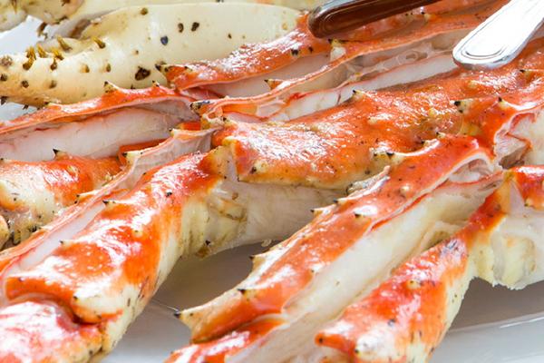 perfect crab legs
