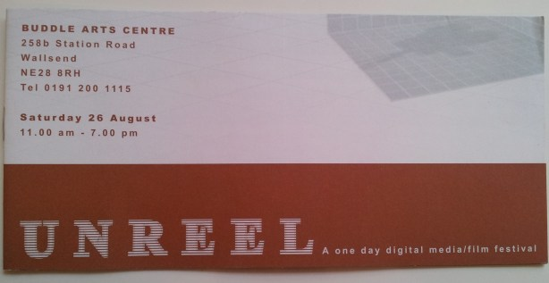 Unreel Film Festival catalogue