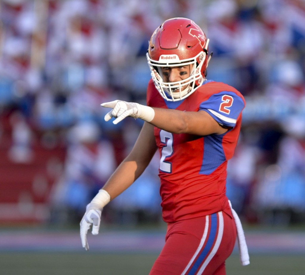 Morgantown High s Aaron Alvarez finds home at cornerback - Dominion Post dfb1dbc9e