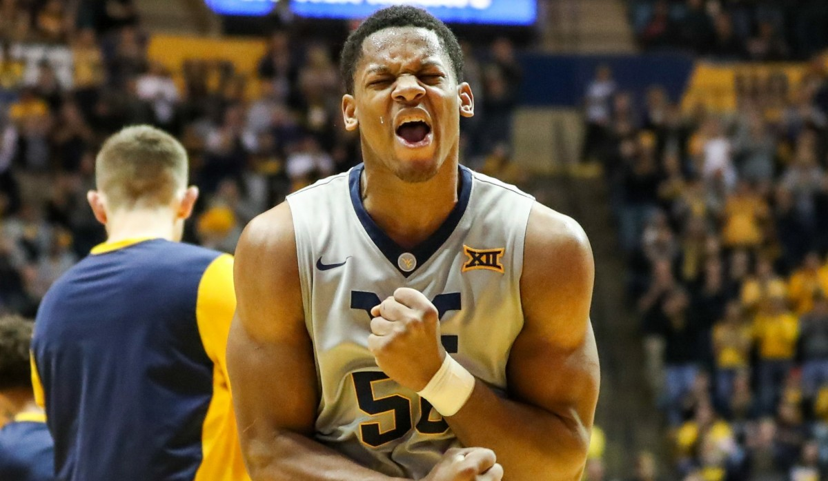 Sagaba Konate out for CBI; West Virginia will apply for a medical redshirt for forward