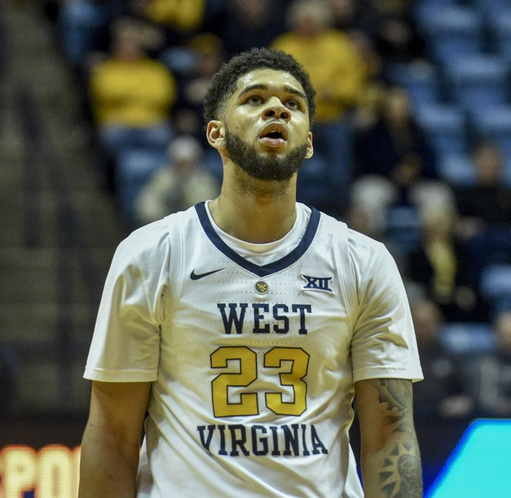 Image result for two players dismissed from wvu basketball team