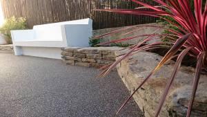 rénovation terrasse marbre ou pierre en haute loire à retournac 43