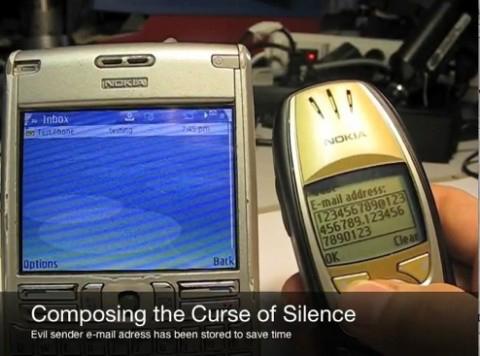 Nokia Curse of Silence