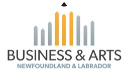 logo to Business & Arts NL