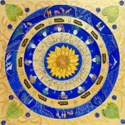 The Law of Perpetual Transmutation of Energy mandala