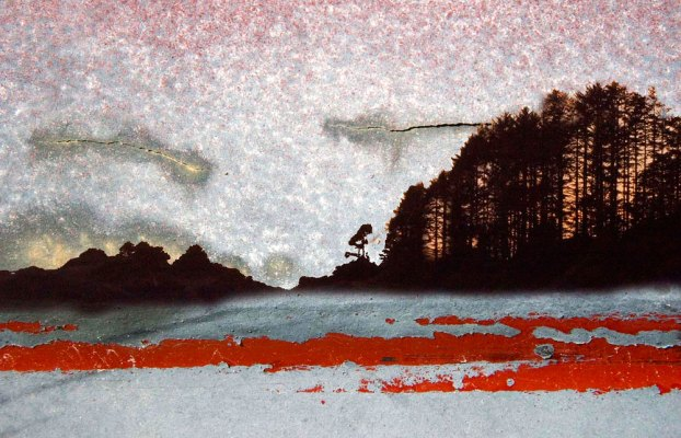 """Autoscape-Tofino Sunset"" from the Shades of Time Collection"