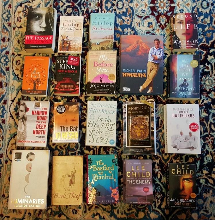Books 2015