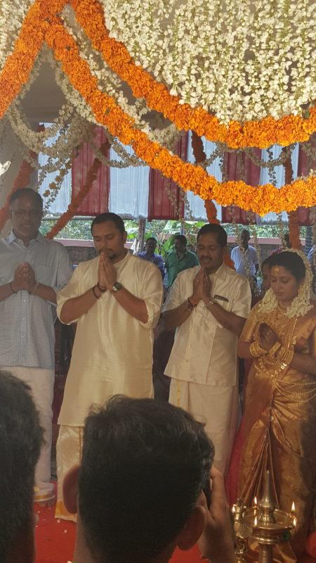Indian Hindu Wedding