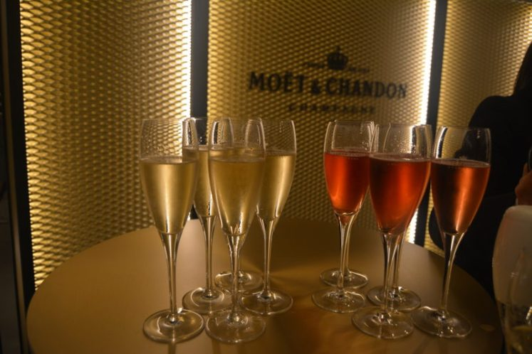 Champagne - Epernay
